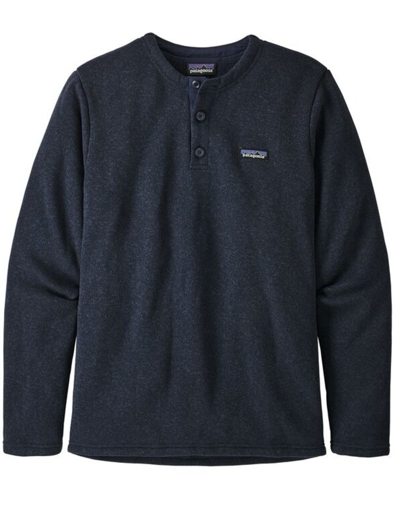 PATAGONIA PATAGONIA better sweater henley pullover