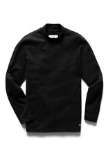 Reigning Champ REIGNING CHAMP Knit Brushed Interlock High Neck Pullover