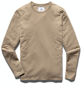 Reigning Champ REIGNING CHAMP ringspun jersey l/s t-shirt