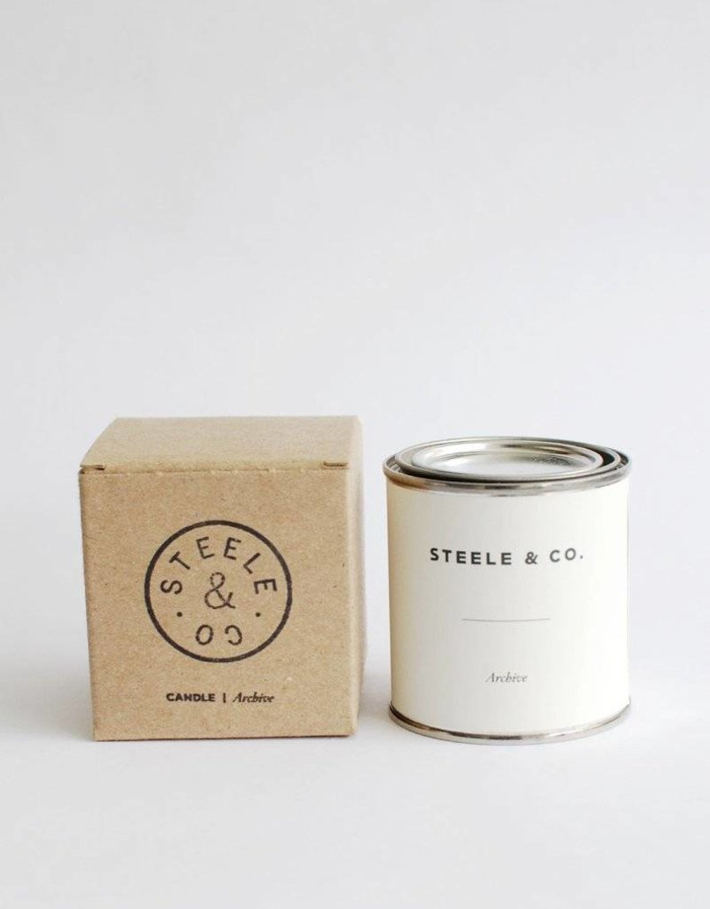 Steele and Co STEELE AND CO candle