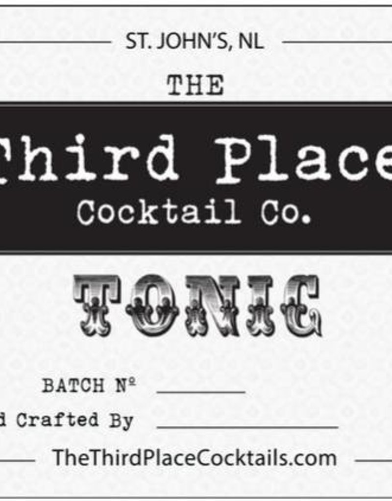 THIRD PLACE TONIC 8 Oz.