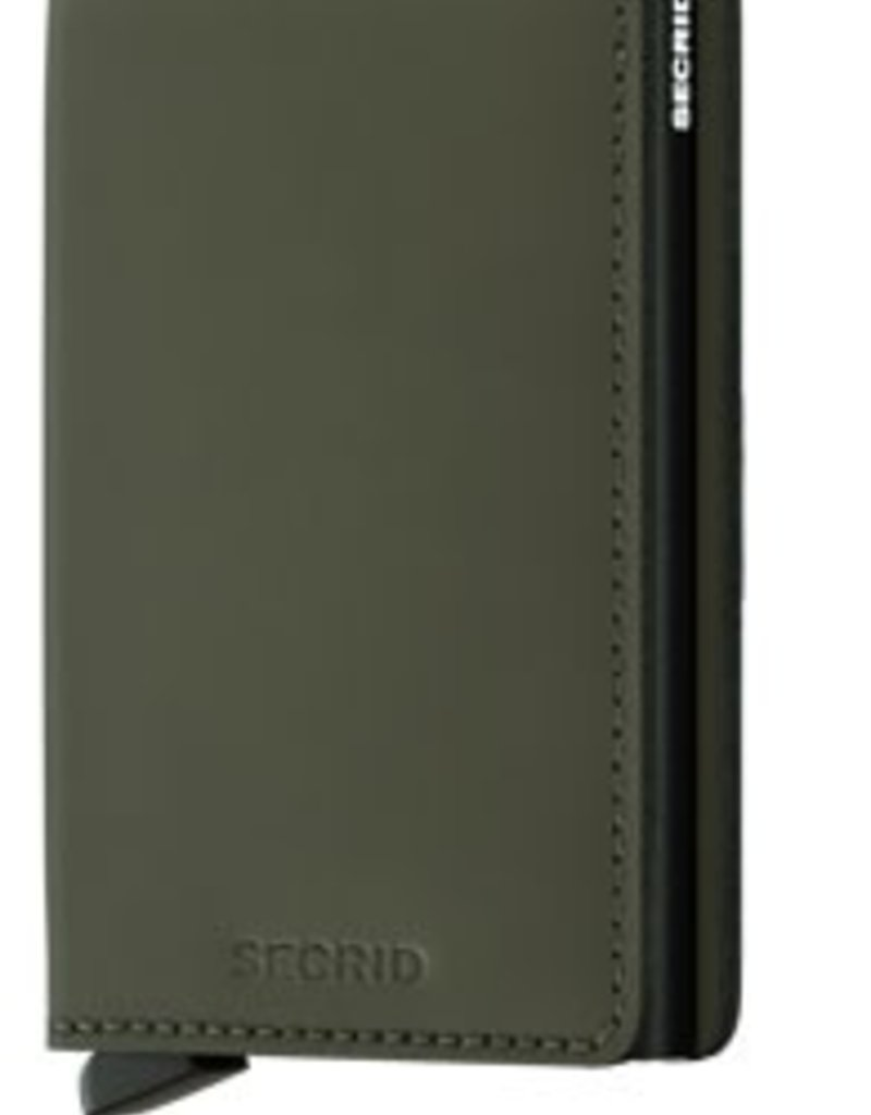 SECRID SECRID Slim Wallet