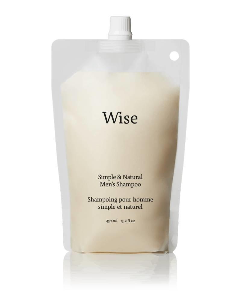 Wise WISE birch bark shampoo refill