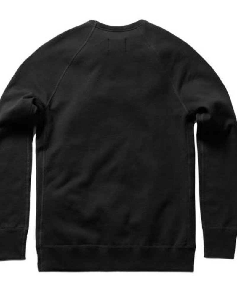 Reigning Champ REIGNING CHAMP mw terry gym logo crew