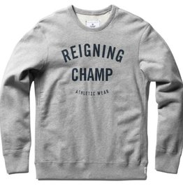 Reigning Champ REIGNING CHAMP MW Terry Varsity  Crewneck