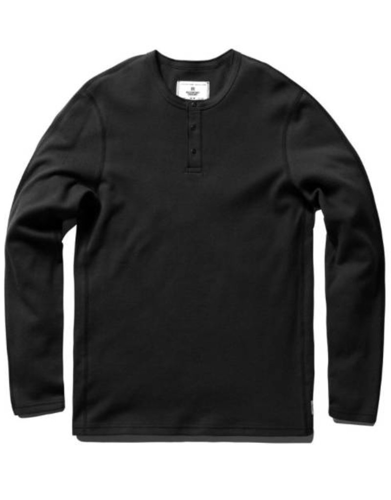 Reigning Champ REIGNING CHAMP jersey long sleeve henley