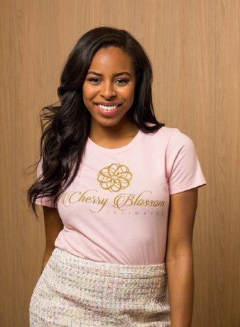 Cherry Blossom Intimates Signature T-Shirt