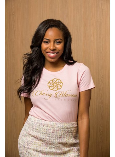 Cherry Blossom Intimates Signature T-Shirt