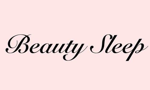 Beauty Sleep Mask