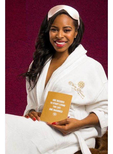 Cherry Blossom Intimates Affirmation Journal
