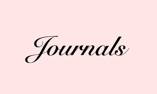 Journals | by Cherry Blossom Intimates