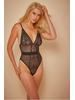 Playful Promises Lia Fishnet and Lace Body