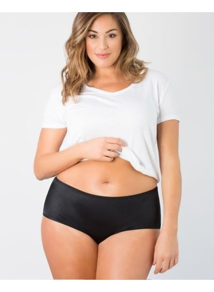 Curvy Couture Essential Boy Short