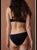 Blush Micro Bikini Black