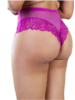 Playful Promises Carmen Pink Thong