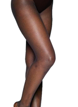 Nude Barre Licorice Fishnets