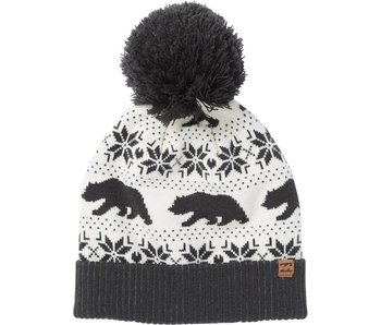 BILLABONG WINTER BEAR BLK OS