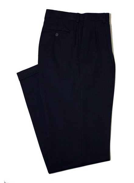 Ballin Enro Sublima Pleated Cuff Pant-Navy Heather
