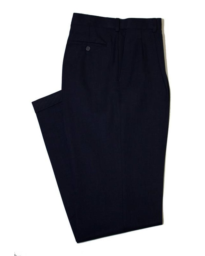 Ballin Enro Sublima Pleated Cuff Pant-Navy Heather