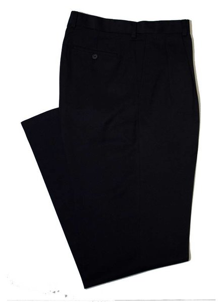 Ballin Enro Sublima Pleated Cuff Pant-Black