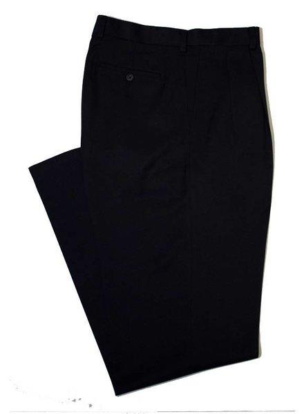 Ballin Enro Sublima Pleated Cuff Pant-Black