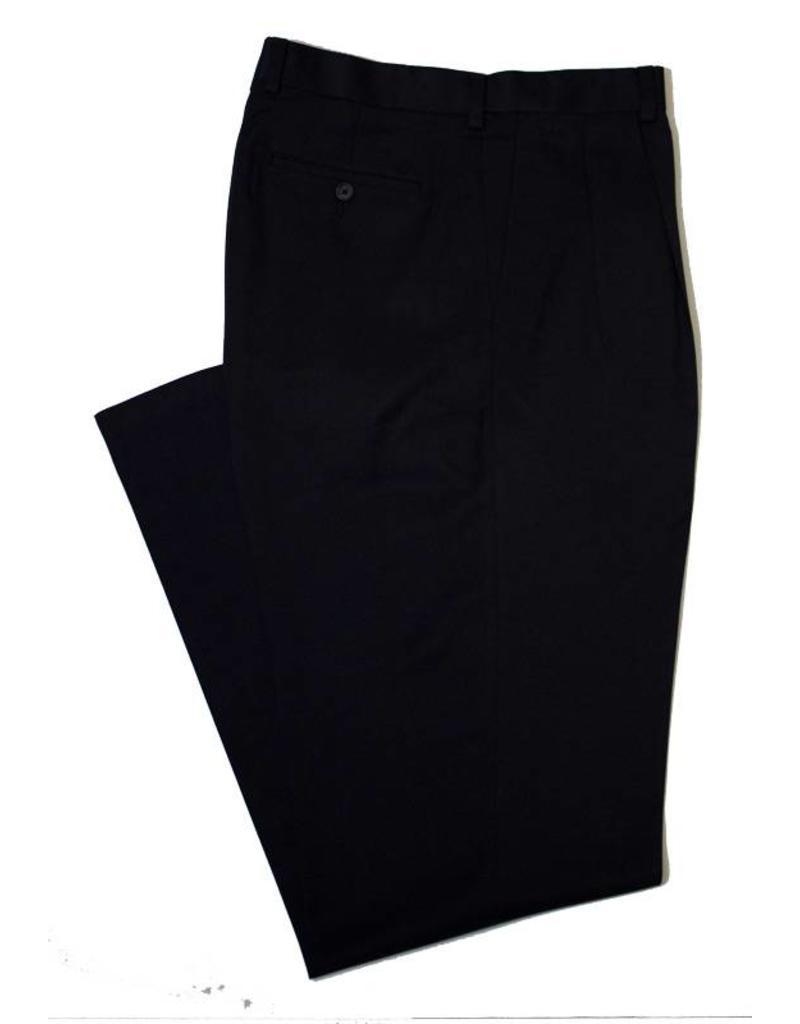 Enro Sublima Pleated Cuff Pant-Black