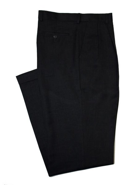 Ballin Enro Sublima Pleated Cuff Pant-Charcoal Mix