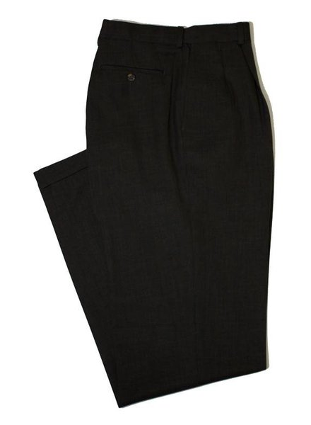 Ballin Enro Sublima Pleated Cuff Pant-Brown Heather