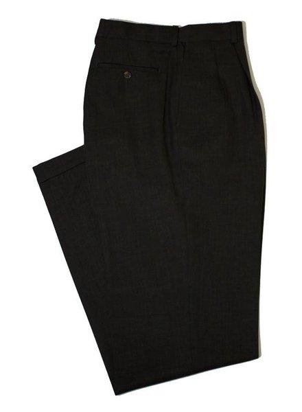 Ballin Enro Sublima Pleated Cuff Pant-Brown Heather