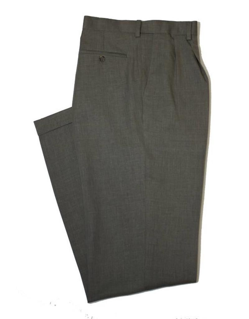 Enro Sublima Pleated Cuff Pant-Khaki Heather