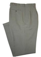 Ballin Enro Sublima Pleated Cuff Pant-Stone