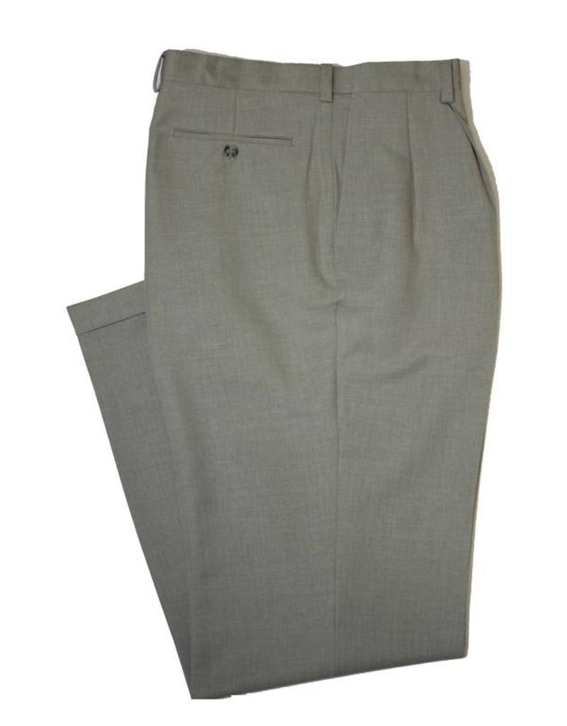 Enro Sublima Pleated Cuff Pant-Stone