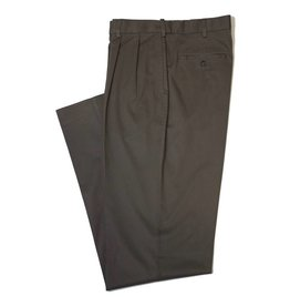 Savane Savane Olive Pleat Ultimate Chino