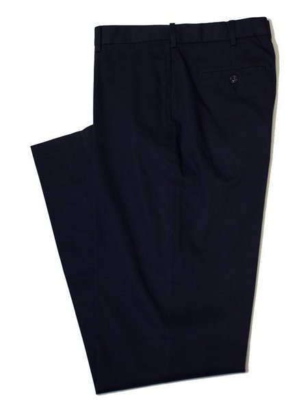 Savane Savane Navy Flat Ultimate Chino