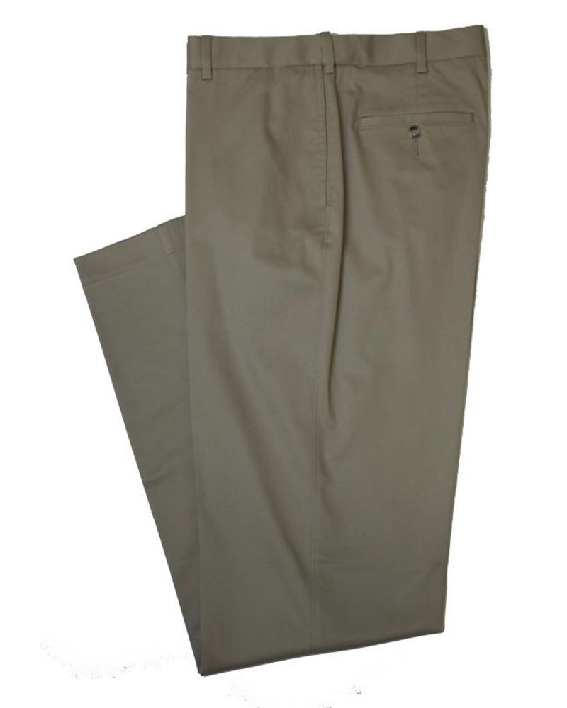 Savane Savane Khaki Flat Ultimate Chino