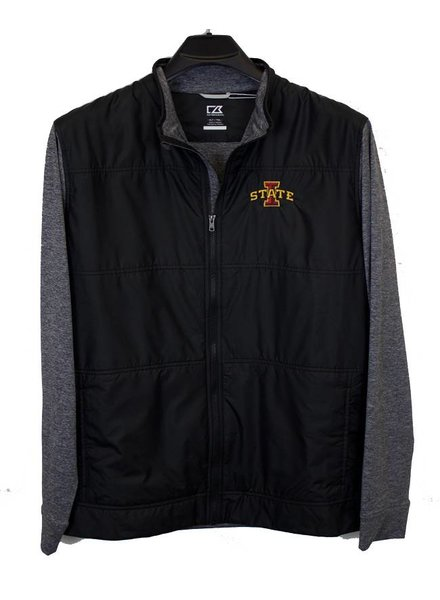 Cutter & Buck Cutter & Buck ISU Stealth Full Zip