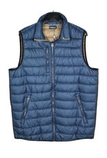 All Size North 56*4 Blue Puffer Vest