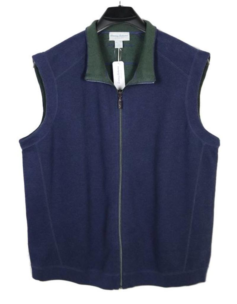 Tommy Bahama Tommy Bahama Flip Side Classic Zip Vest-BH