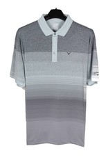 Callaway Callaway SS Spaced Dyed Stripe Polo