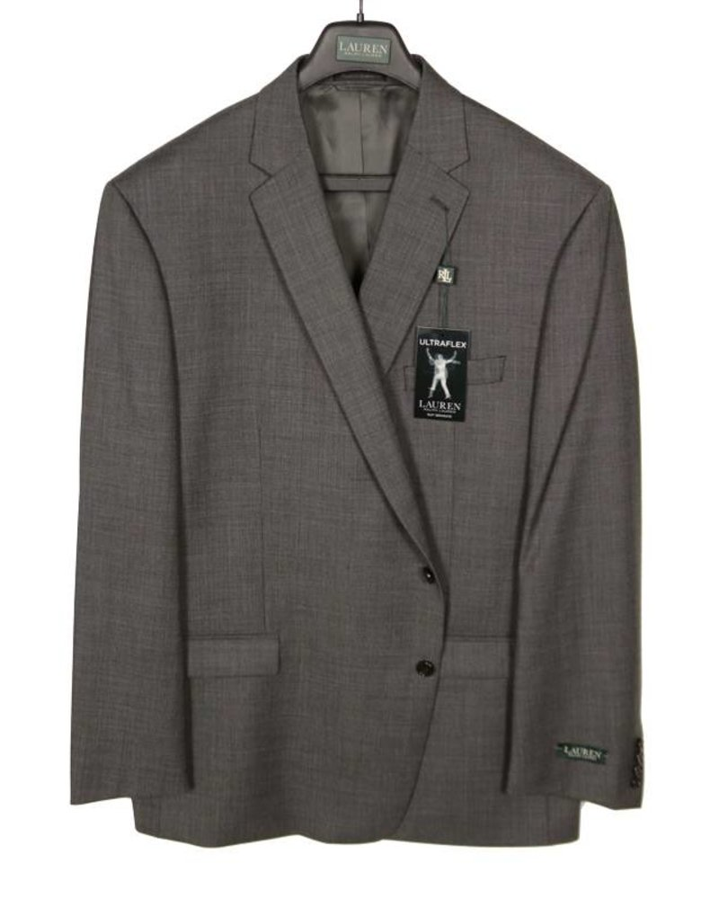 Lauren Charcoal Solid Suit Separate