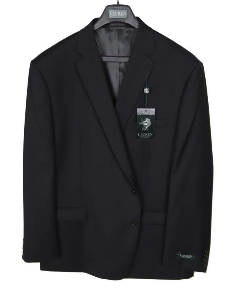 Lauren Black Solid Suit Separate