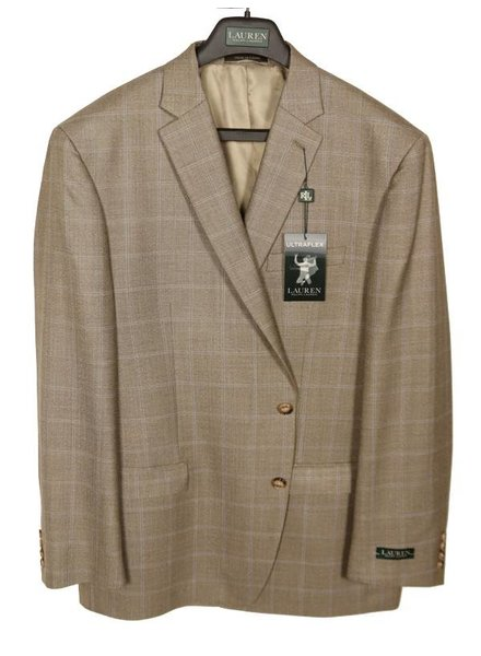 Lauren Tan Windowpaine Sportcoat