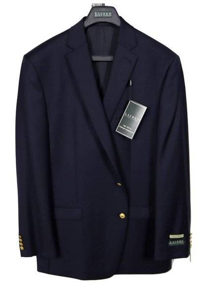 Lauren Navy Blue Sportcoat