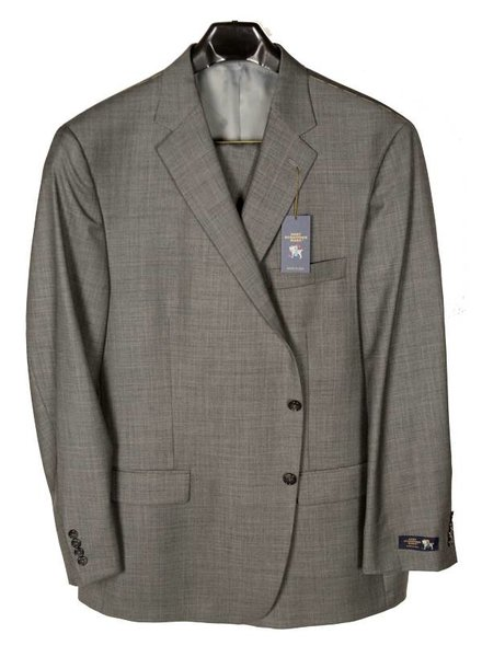 Hart Schaffner Marx Hart Schaffner and Marx Gray Suit