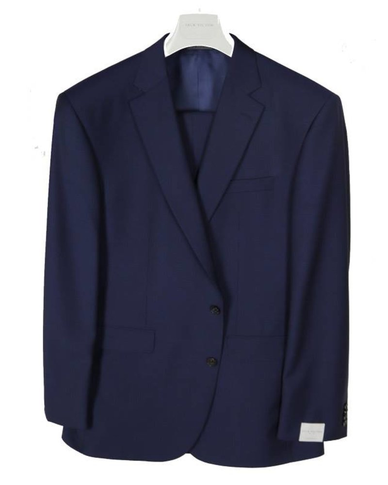 Jack Victor Jack Victor Tonal Micro Check Suit