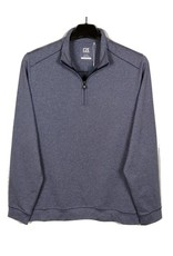 Cutter & Buck Cutter & Buck Drytec Shoreline 1/2 Zip - Three Colors