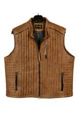 Scully Scully Leather Puffer Vest-T