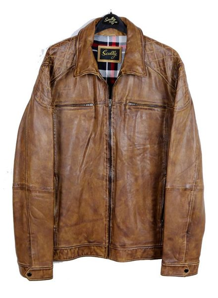 Scully Scully Carmel Leather Lambskin Jacket
