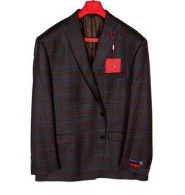 Tailor Red Glenn Plaid Sportcoat