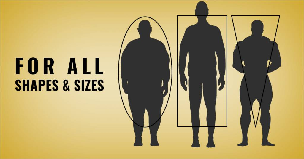 How to Find the Right Fitting Clothes